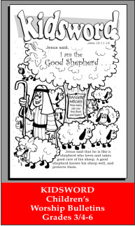 Mesmerizing image pertaining to free printable children's church bulletins